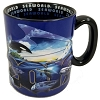 SeaWorld Coffee Cup Mug- 2019 Sea Life Logo