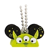 Disney Keychain - Foam Ear Hat Series - Toy Story Alien