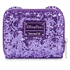 Disney Parks Wallet - Purple Potion Zip Around By Loungefly