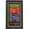 Disney Framed Giclee - Goofy the Original by Darren Wilson