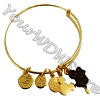 Disney Alex and Ani Bracelet - D-Lish Mickey Ice Cream Bar