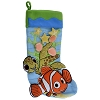Disney Christmas Stocking - Finding Nemo - Nemo and Crush