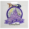 Disney Iron On Patch - Patched - Cinderella Castle - Best Day Ever