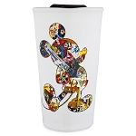 Disney Ceramic Travel Tumbler - It Was All Started By A Mouse