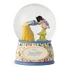 Disney Traditions Water Globe - Snow White Kissing Dopey