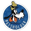 Disney Passholder Magnet - Walt Disney World - Goofy