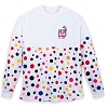 Disney Adult Shirt - Walt Disney World Spirit Jersey - Minnie Mouse Polka Dot