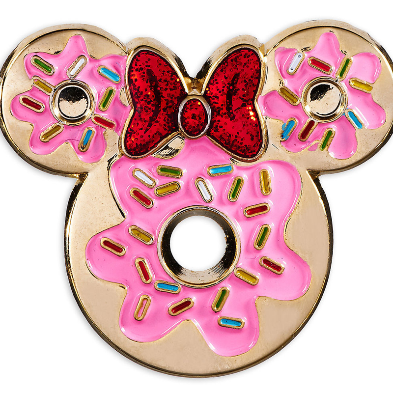 Disney Pin - Minnie Mouse Donut Pin