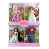 Disney - Princess Collection - Set Of Four