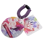 Disney Collectible Gift Card - Festival of the Arts - 2019 Wristband