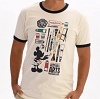 Disney Adult Shirt - EPCOT International Festival of the Arts 2019 - Passholder - Ringer