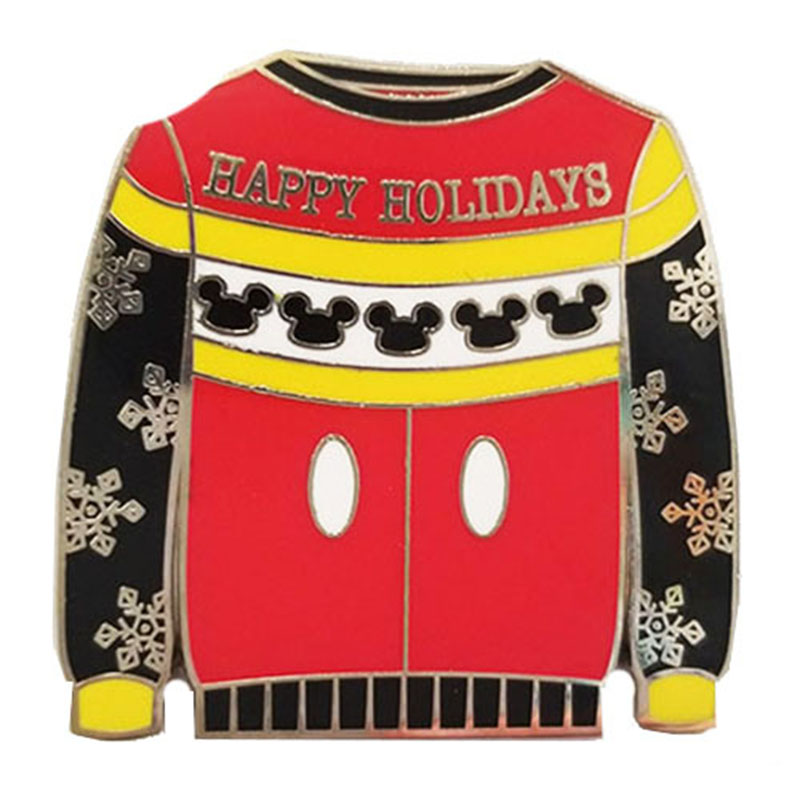 Disney Mystery Pin - Ugly Sweater - MICKEY