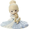 Disney Precious Moments Figurine - Cinderella With Dog
