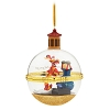Disney Sketchbook Ornament - Mulan - Mushu & Cri-kee Duos - January - Limited Rel.