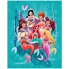 Disney Print - Ariel and Sisters by Joey Chou