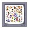 Disney Print - Afternoon of Cute by Jerrod Maruyama