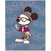 Disney Postcard - Hipster Mickey of Tomorrow by Jerrod Maruyama
