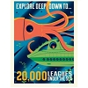 Disney Artist Print - Dave Perillo - 20,000 Leagues Under the Sea