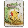 Disney Woven Tapestry Throw Blanket - Winnie the Pooh