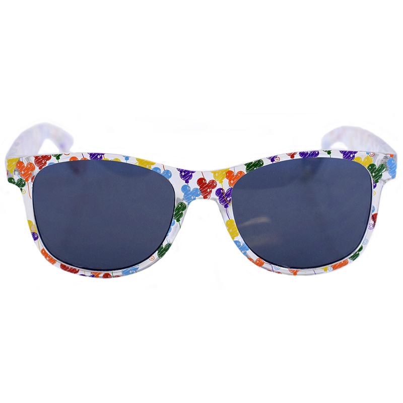 e23406bac5371 Add to My Lists. Disney Sunglasses - Wayfarer - Colorful Mickey Mouse  Balloons