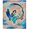 Disney Postcard - Princess Jasmine Dreams John Coulter