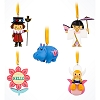 Disney Ornament Set - it's a small world - 5 pc.