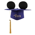 Disney Ear Hat Graduation Cap - Class of 2019 - Mortarboard