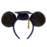 Disney Mickey Ears Headband - Graduation Class of 2019