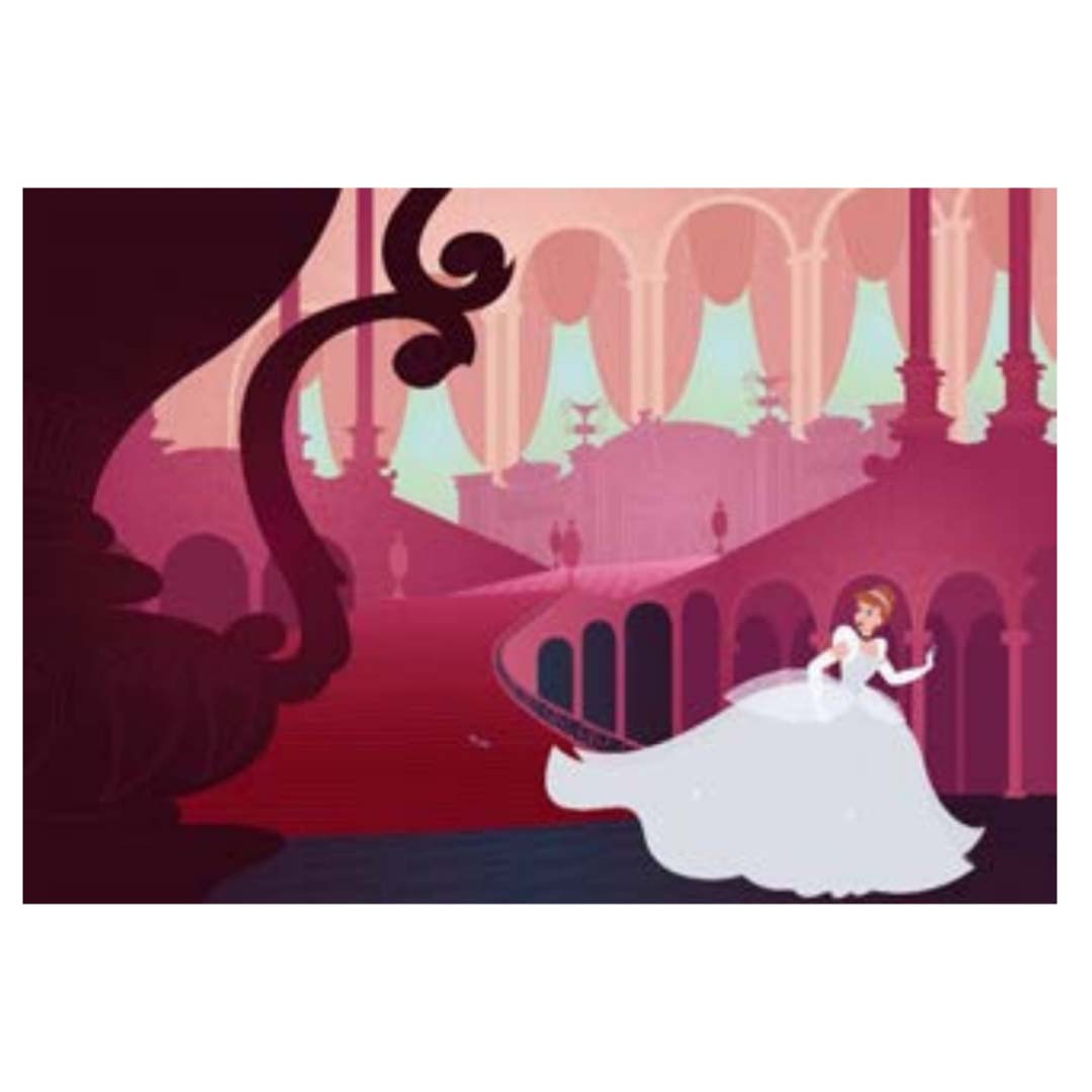 Disney Postcard - Ashley Taylor - Chasing Midnight