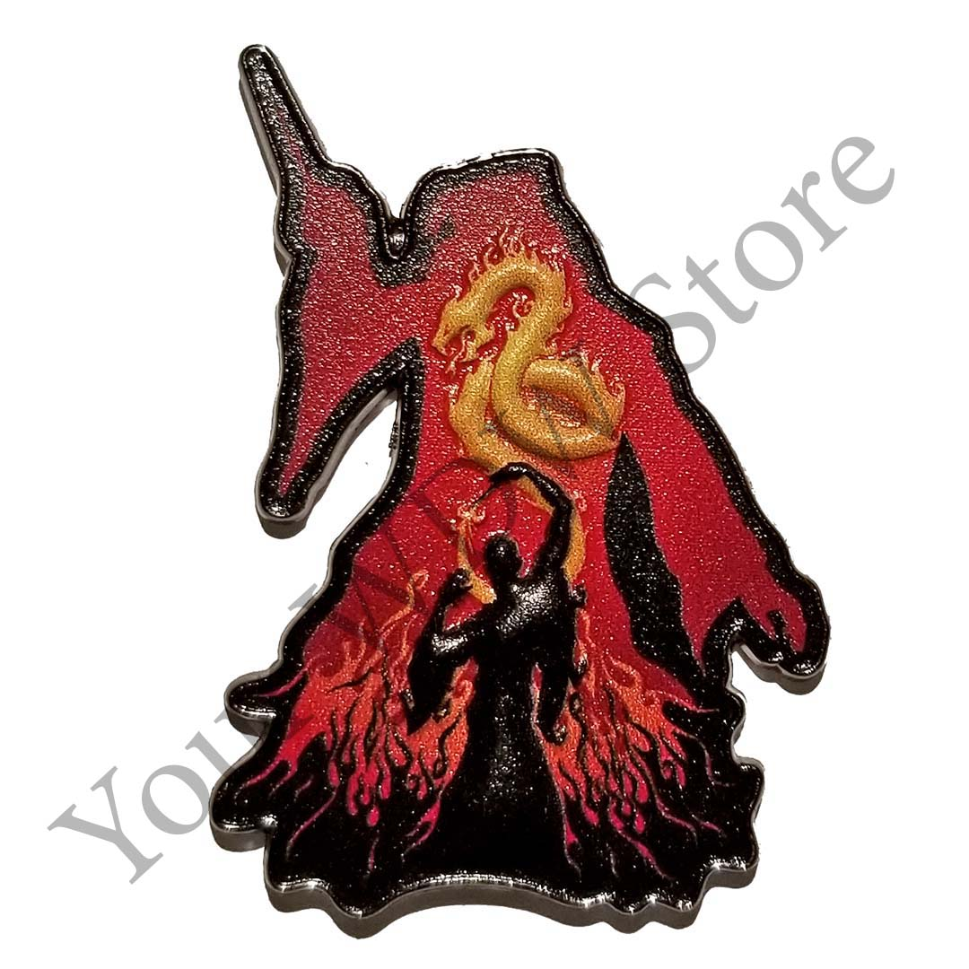 Universal Pin - Harry Potter Albus Dumbledore Textured Scene