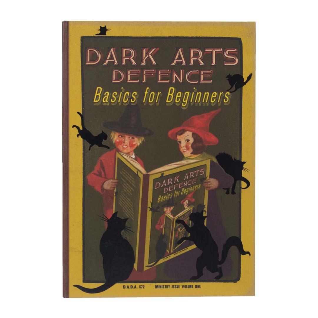 Universal Journal Harry Potter Dark Art Defence