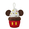 Disney Micro Food Plush - Mickey Mouse Cupcake