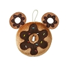 Disney Micro Food Plush - Mickey Mouse Donut