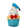 Disney Micro Food Plush - Donald Duck Cupcake
