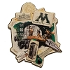 Universal Pin - Harry Potter Ministry of Magic Pin on Pin