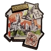 Universal Pin - Harry Potter Hogwarts Pin on Pin