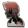 Universal Pin - Harry Potter Profile Textured Scene