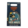 Disney Marathon Weekend Pin - 2019 Mickey Mouse 26.2 Miles