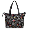 Disney Tote Bag - Mickey and Minnie Mouse Park Icons