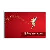 Disney Collectible Gift Card - Tinker Bell - The Gift of Holiday Magic
