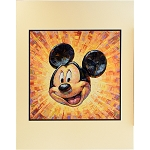 Disney Artist Print - Greg McCullough - DDC Mickey - 11X14 Signed