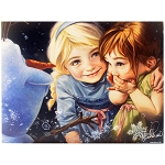 Disney Artist Print - Heather Theurer - Never Let It Go - LE 1000