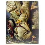 Disney Artist Print - Heather Theurer - Baby of Mine - LE 1000