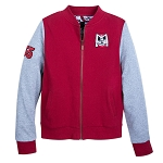 Disney Women's Jacket - Mickey Mouse Club Varsity Jacket