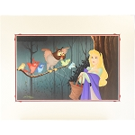 Disney Artist Print - Don ''Ducky'' Williams -But I Have Met Someone