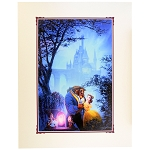 Disney Artist Print - William Silvers - Timeless Beauty