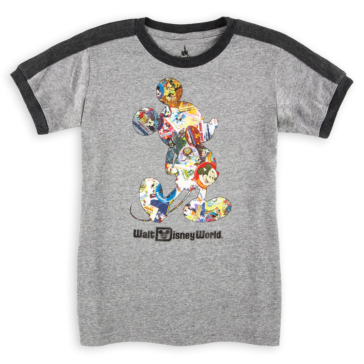 f35b6c653 Add to My Lists. Disney Child's Shirt - Mickey Mouse Ringer Tee
