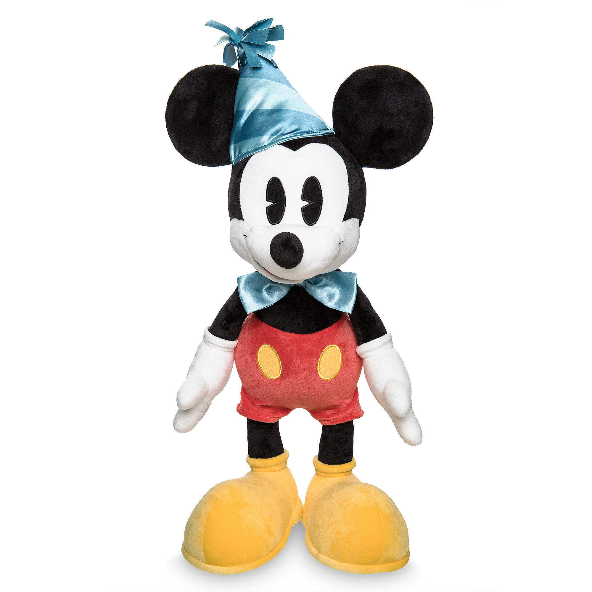 Disney Plush - Mickey Mouse Celebration - Medium - Disney World