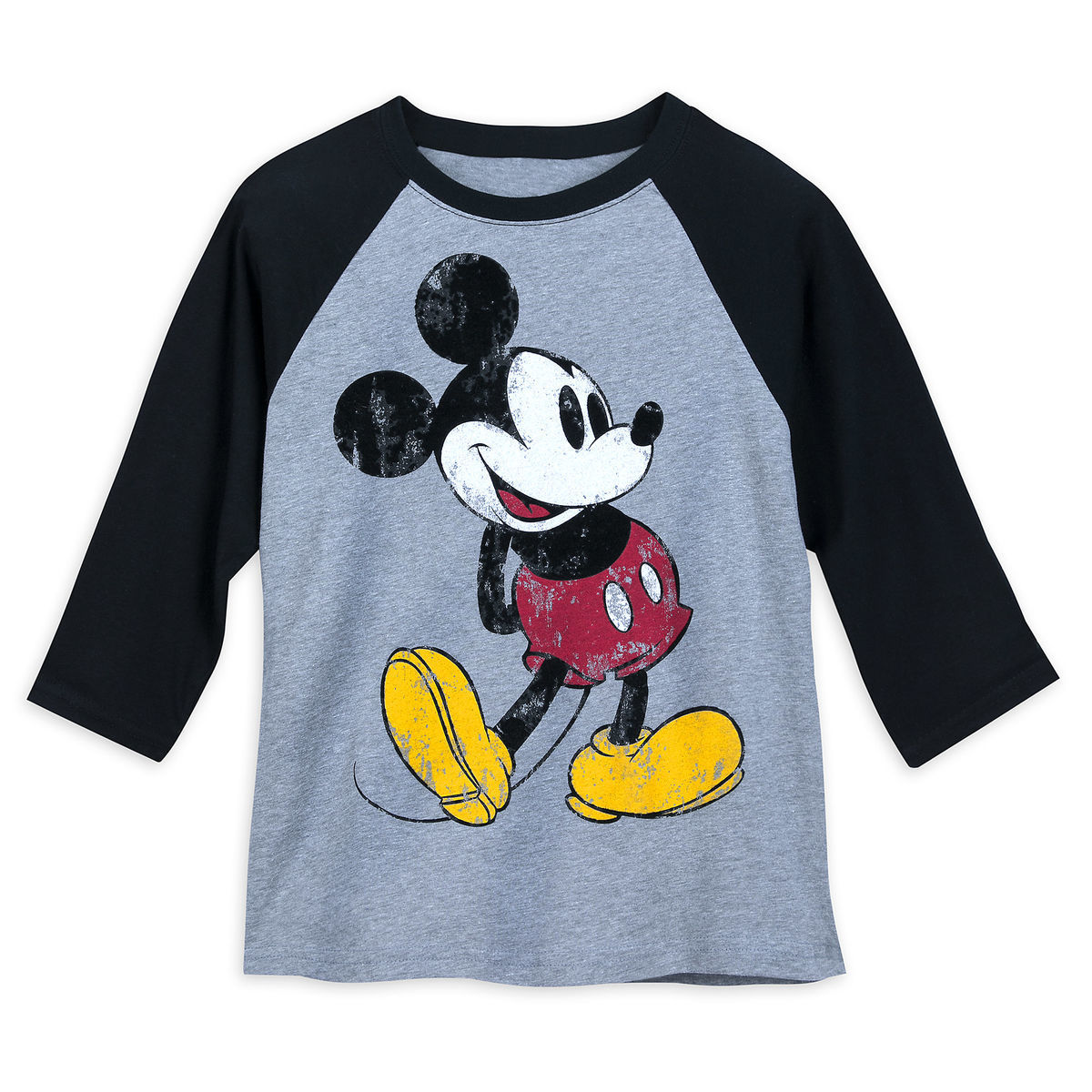 Disney Child's Shirt - Mickey Mouse Raglan