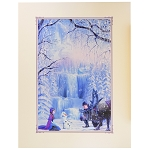 Disney Artist Print - William Silvers - Morning Crystals